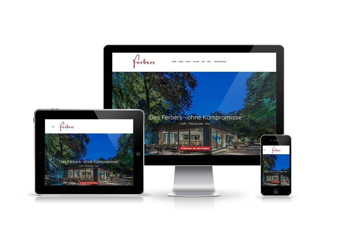 webdesign-ferbers-restaurant-aachen
