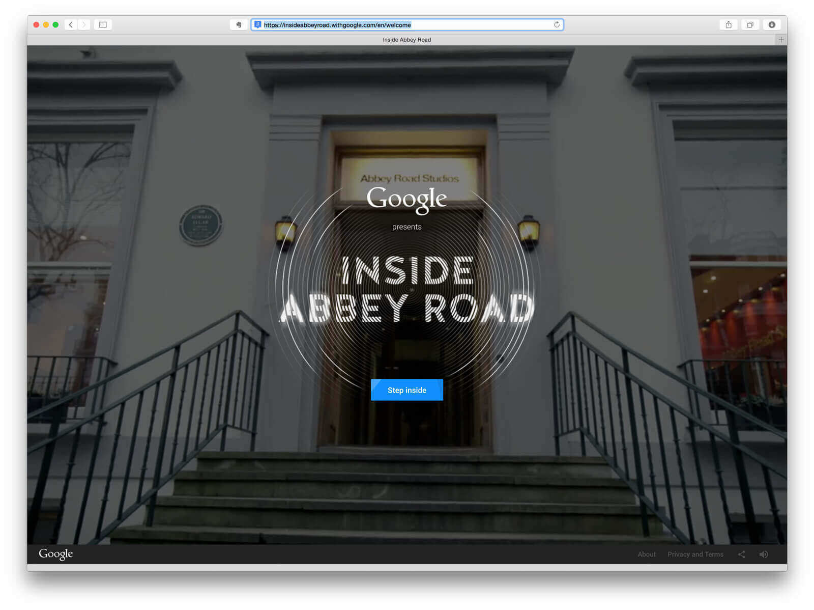 Abbey Road Studios: Google zeigt was mit Street View möglich ist!