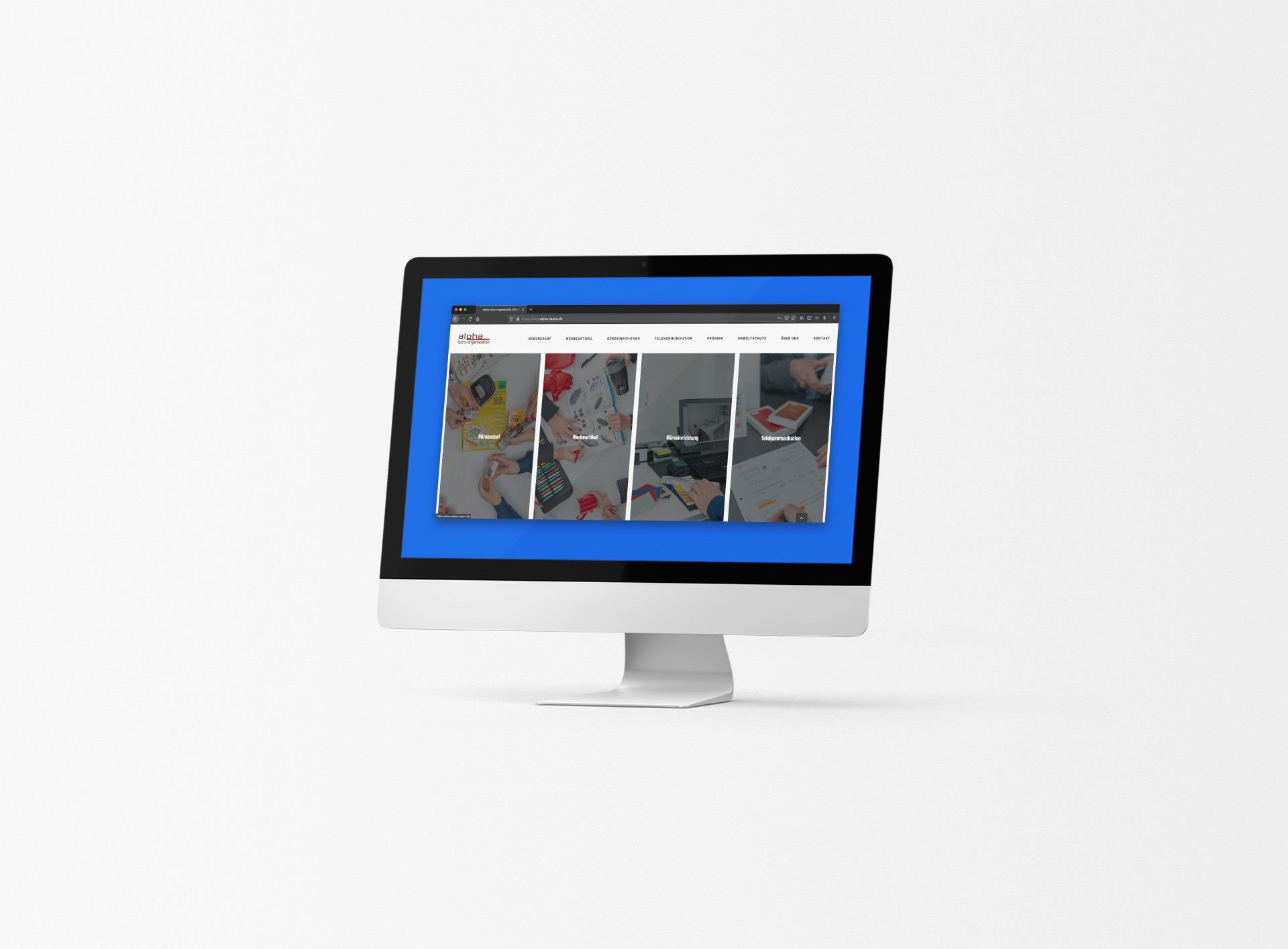 alpha buero webdesign 1