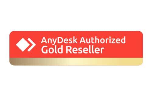 anydesk gold reseller partner deutschland