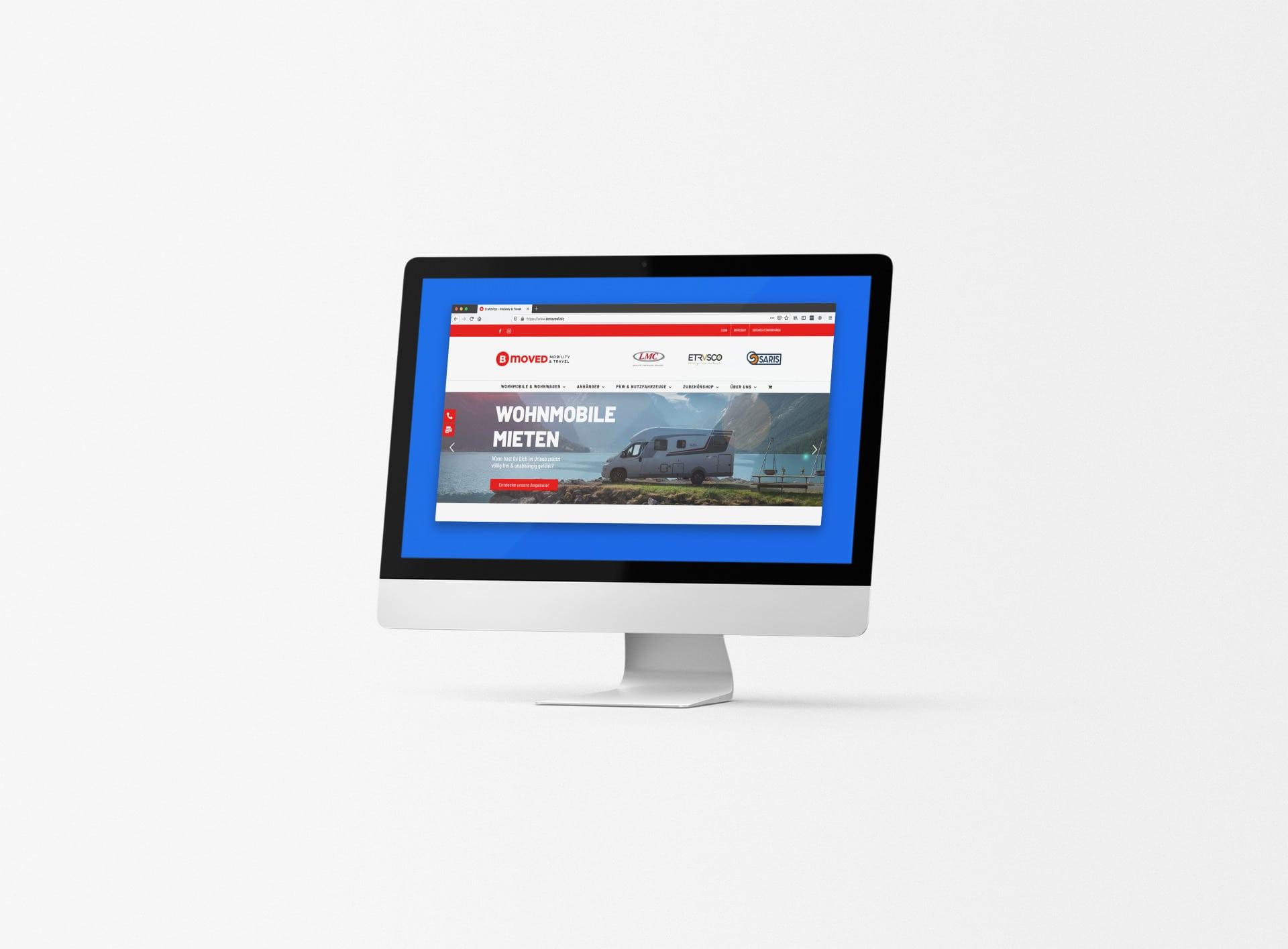 bmoved website shop