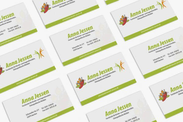 Anna Jessen – Corporate Design