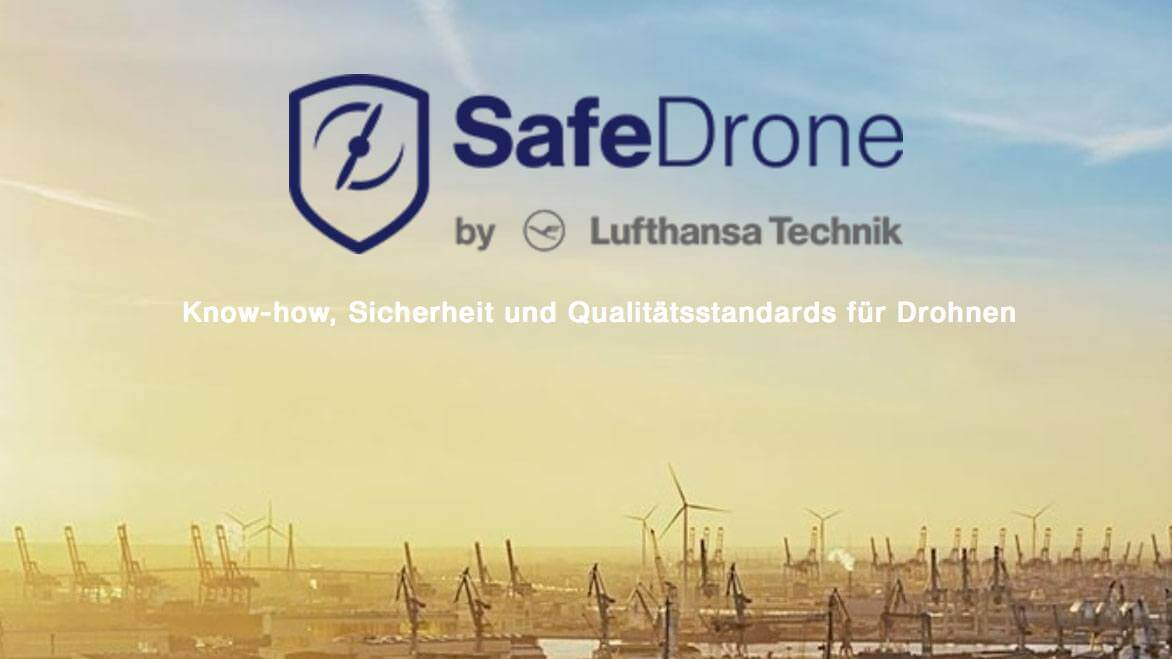 Fiebak Medien ist SafeDrone zertifiziert